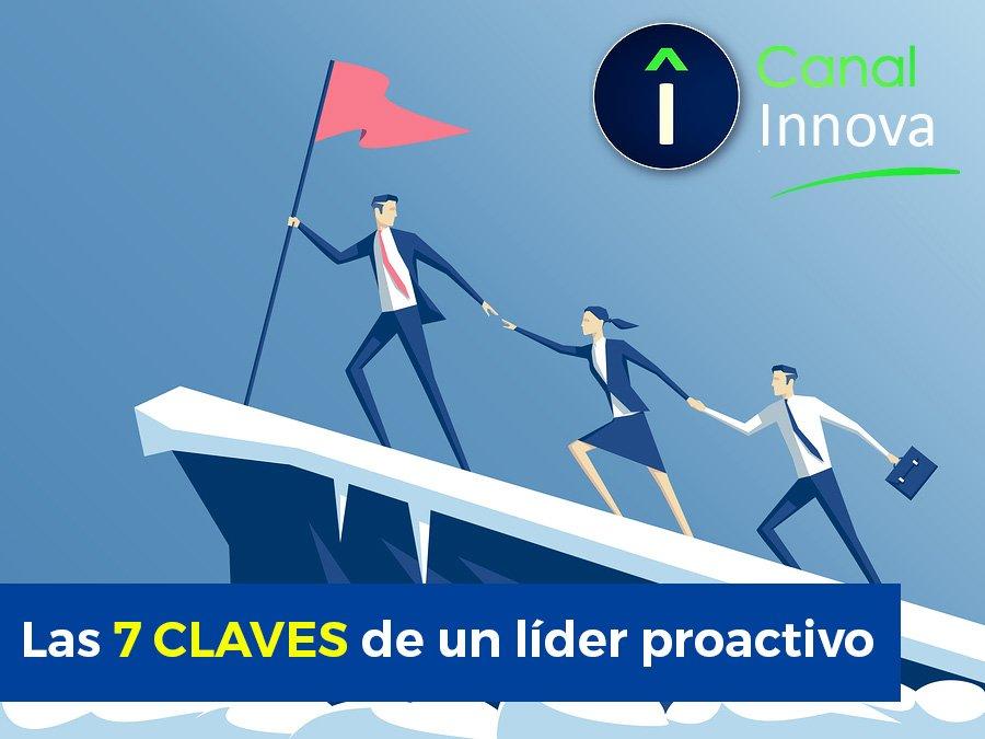 Liderazgo y proactividad Canal Innova