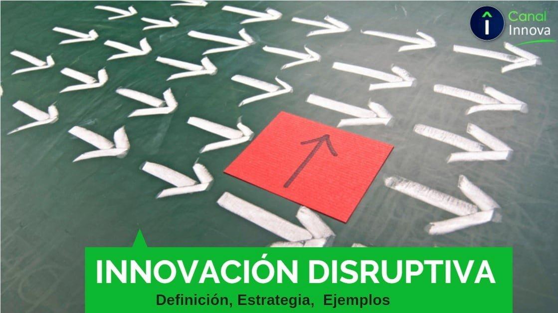 que es innovacion disruptiva