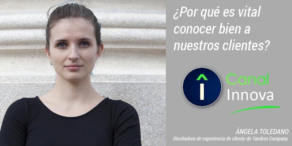 Ángela Toledano Tandem Company