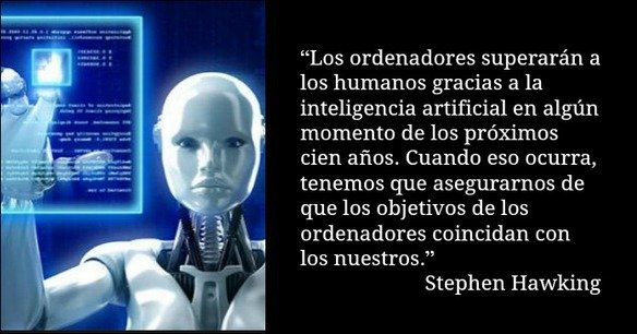 hawking inteligencia artificial