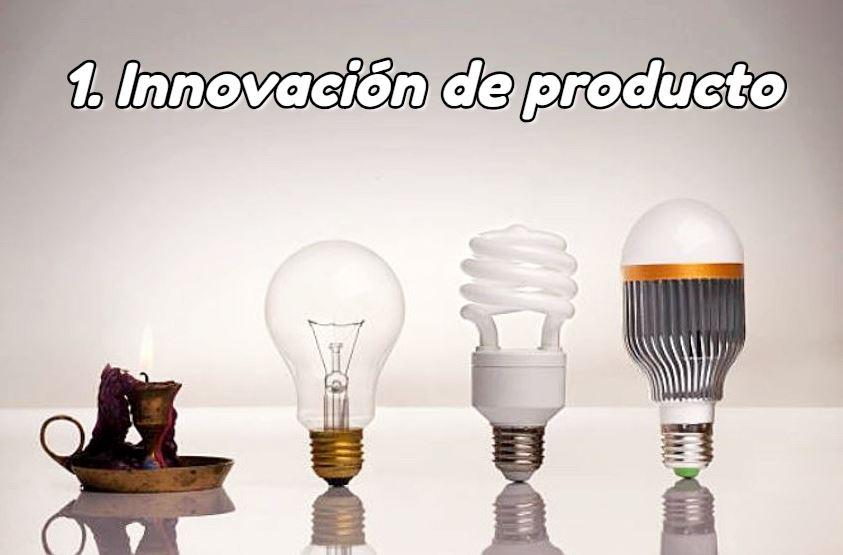 ejemplo innovacion producto