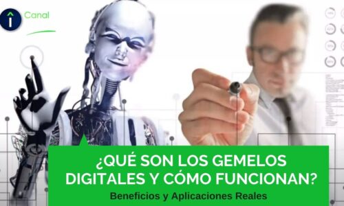 que son los gemelos digitales