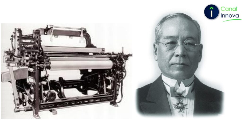 sakichi toyoda lean manufacturing
