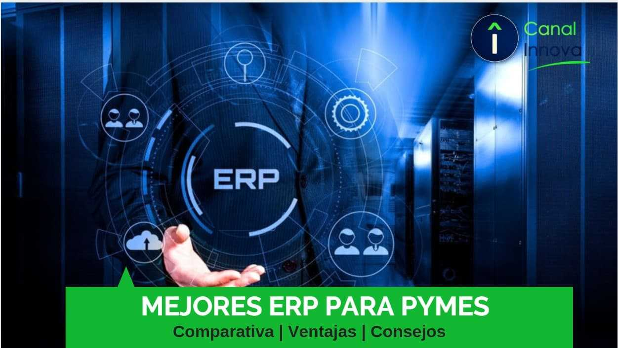 mejores erp para pymes
